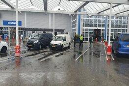 Geweldsincident bij de Bouwmaat Amsterdam
