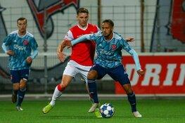 Jong Ajax haalt uit in Maastricht
