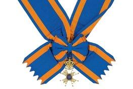 Koninklijke onderscheiding voor bisschop van de koptischorthodoxe kerk in Nederland