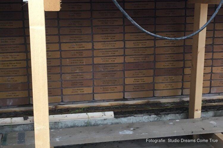 Monument Weesperstraat heeft al eerste namen