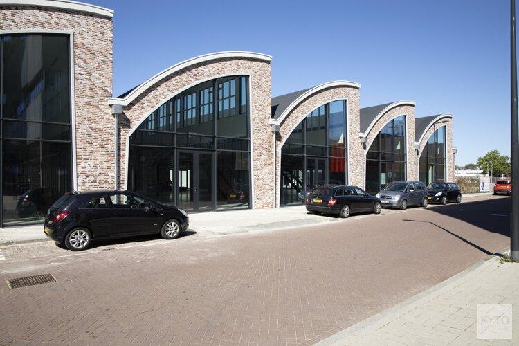 Nieuwe bestemming: Glansfabriek Amsterdam