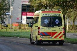 Ernstig bedrijfsongeval in Amsterdam