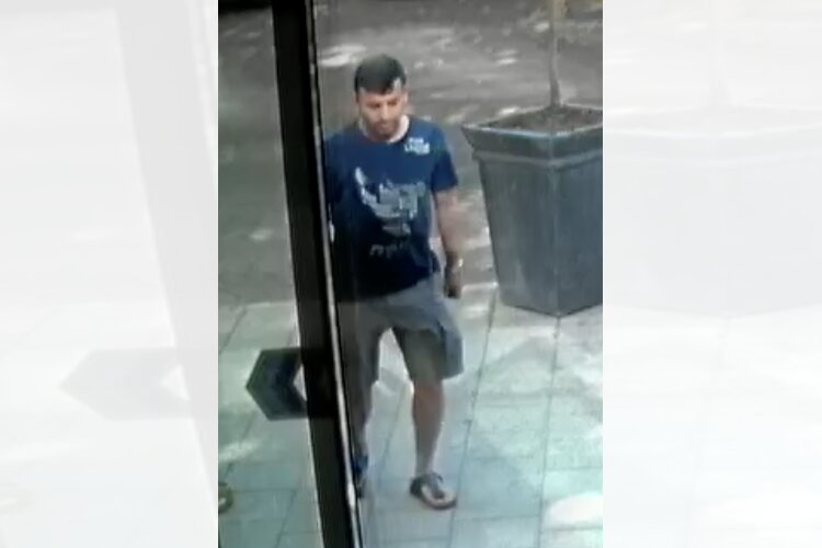 Gezocht: Wie herkent deze man in het onderzoek naar het schietincident aan de Louise de Colignystraat?