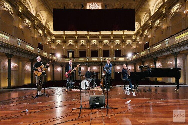 Nieuwe serie concerten vanuit een leeg Concertgebouw