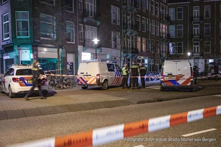 UPDATE: Man (30) neergeschoten bij Krugerplein in Amsterdam-Oost