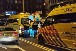 Incident aan de Hoofdweg in Amsterdam