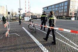 Verdacht pakketje aangetroffen in portiek in Amsterdam