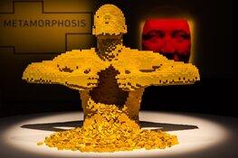 Tentoonstelling The Art of the Brick komt tijdelijk naar Nederland