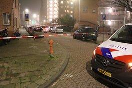 Politieonderzoek in Van Reigersbergenstraat