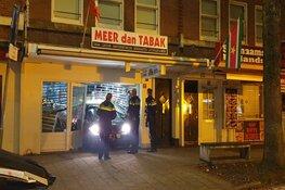 Ramkraak op tabakswinkel in Amsterdam-Zuid