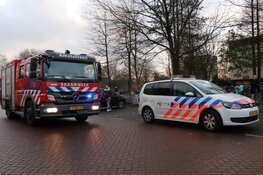 Brand in school in Amstelveen