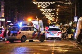 Spaarndammerstraat Amsterdam-West groot afgezet na misdrijf