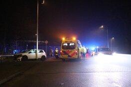 Meerdere gewonden bij ongeval Amsterdam Buitenveldert, twee personen aangehouden