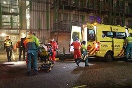 Zwaargewonde na val van 4e etage Bergwijkdreef Diemen