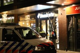 Overval op pizzeria in Amsterdam-Noord