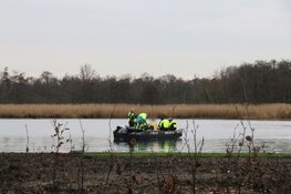 Vermiste man onderkoeld gevonden in de molenpoel in Aalsmeer