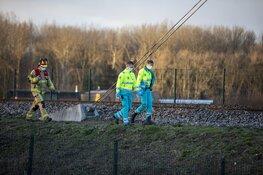 Treinverkeer tussen Haarlem en Amsterdam stil na ongeval