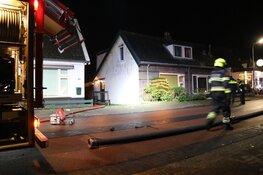 Woningbrand in Badhoevedorp