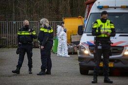Twee lichamen gevonden in een garagebox in Amsterdam-Westpoort