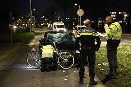 Fietser hard aangereden in Amsterdam, VOA doet onderzoek