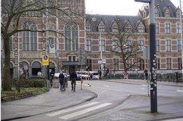 Politie paraat in Amsterdam Centrum en Zuid