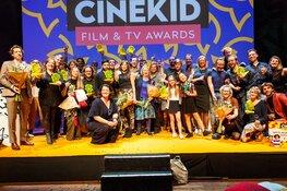 Winnaars Cinekid's tv- en filmprijzen bekend